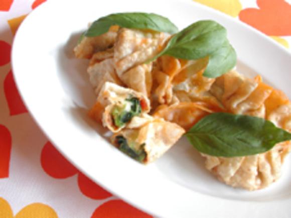 イタリアン揚げ餃子