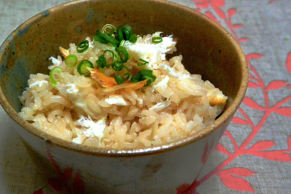 生姜 ご飯 の 炊き 方