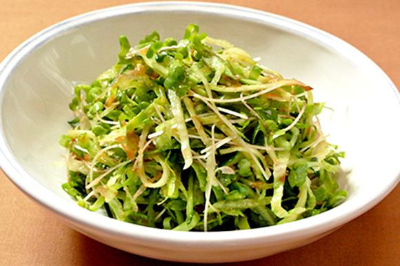 スプラウトのおかかサラダ